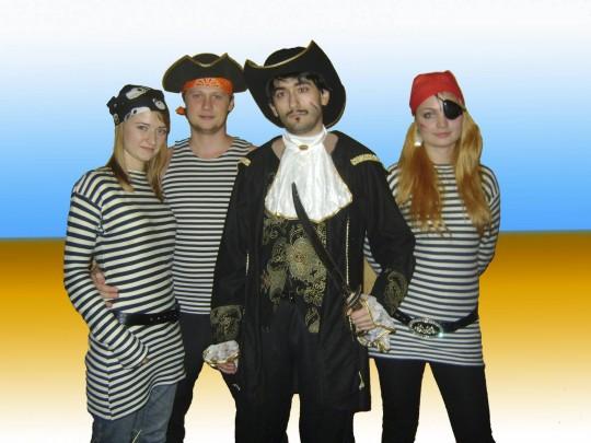 костюм пирата своими руками фото